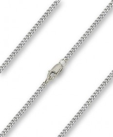 "24"" Chain Sterling Silver with Clasp (2.15mm)"