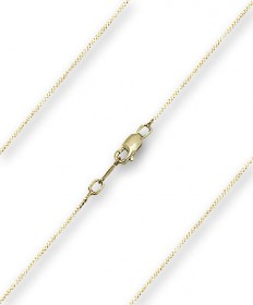 "18"" Chain Gold Filled with Clasp (1.75mm)"