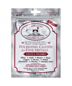 Cape Cod Metal Polishing Cloths