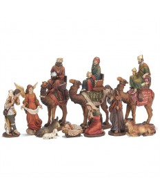 "9.5"" Nativity Set"