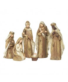 "7"" Nativity Set"