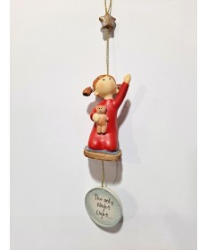 Noel Collection by Chris Shea Ornament