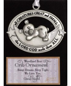 Crib Medal - All Creatures