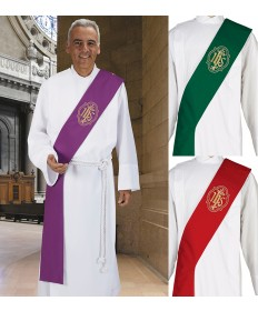 Deacon Stole from Roma Collection