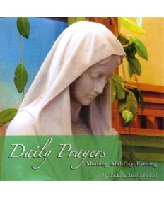 Daily Prayers: Morning, Mid-day, Evening CD