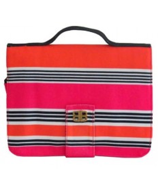 Bagabook Candy Stripe Bible Cover/Bag