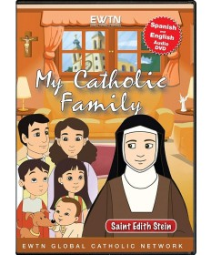My Catholic Family: Saint Edith Stein DVD