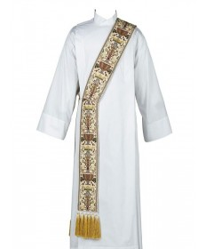 Deacon Stole from Coronation Collection