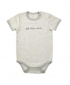 Gift from Above Baby Onesie
