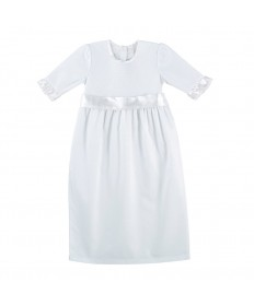 Baptism Gown for Girls 0-3 Months