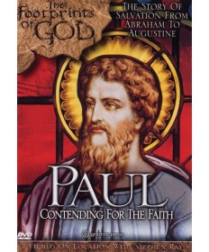Footprints of God: Paul DVD