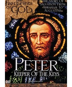 Footprints of God: Peter Keeper of the Keys DVD