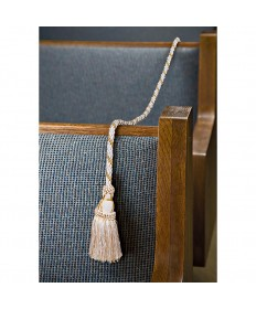 Pew Reservation Rope - Weighted