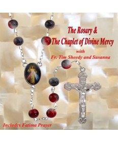 Rosary & The Chaplet of Divine Mercy CD