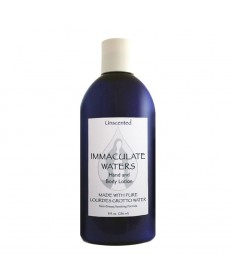 Immaculate Waters Unscented Lotion