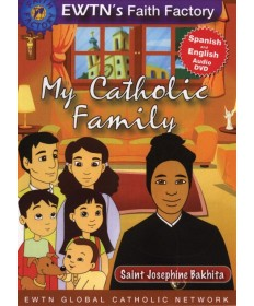 My Catholic Family: St Josephine Bakhita DVD