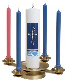 Advent Wreath - Table Top