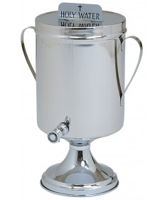 Holy Water Urn with Handles 2 Gallons