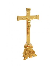 "Altar Crucifix by Koley Co 10.75""H"