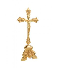 "Altar Crucifix by Koley Co 17.5""H"
