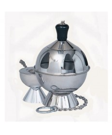 Censer and Boat by Koley Co. 8:H