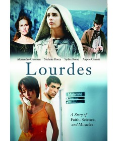 Lourdes: A Story of Faith, Science, and Miracles DVD