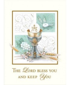 Mass Cards - Bless You and Keep You