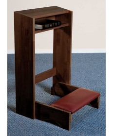 Folding Padded Kneeler by Robert Smith