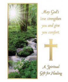 Mass Cards for Living - A Spiritual Gift for Healing