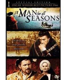 Man for All Seasons DVD