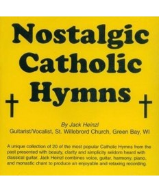 Nostalgic Catholic Hymns CD
