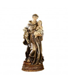 """St Anthony 6"""" Statue from Bellavista Collection"""