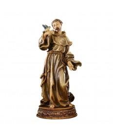 """Saint Francis 6.25"""" Statue from Bellavista Collection"""