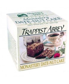 Trappist Abbey Monastery Date-Nut Cake 1 lb