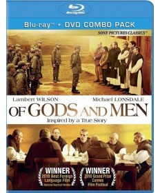 Of Gods and Men - Blu-Ray/DVD Combo Pack