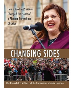 Changing Sides DVD