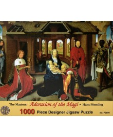 Puzzle: Adoration of the Magi