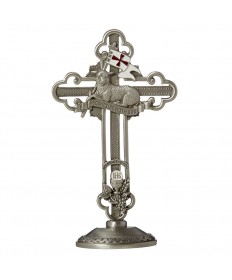 "6"" Reconciliation Standing Cross by James Brennan™"