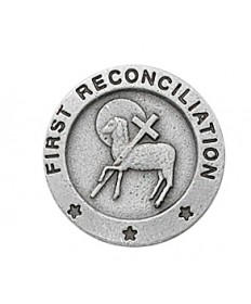 First Reconciliation Pin