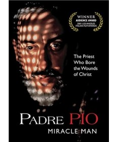 Padre Pio Miracle Man DVD