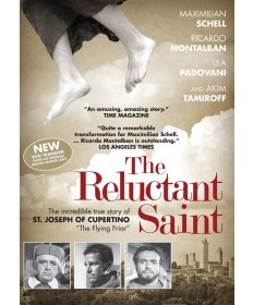 Reluctant Saint: The Story of St. Joseph of Cupertino DVD
