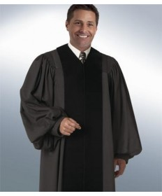 Velvet Geneva Clergy Robe S-5 by Murphy Robes