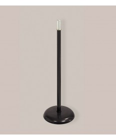 Stand for Processional Crucifix in Black Iron
