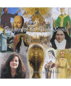 Prayers of the Great Saints CD
