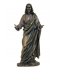 "Welcoming Christ 12"" Statue from Veronese Collection"