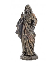 "Sacred Heart of Jesus 10.5"" Statue"