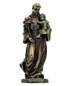 "Saint Anthony 8"" Statue"