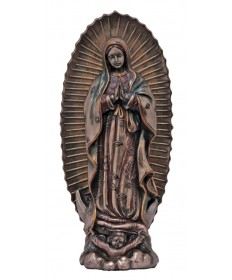 """Our Lady of Guadalupe 6"""" Statue"""