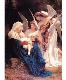 """Christmas Cards """"Song of the Angels"""""""