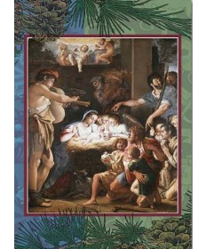 "Christmas Cards ""Classic Nativity """
